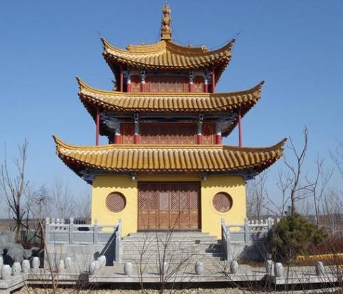 洪城古建筑工程