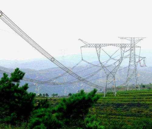 洪城输变电工程