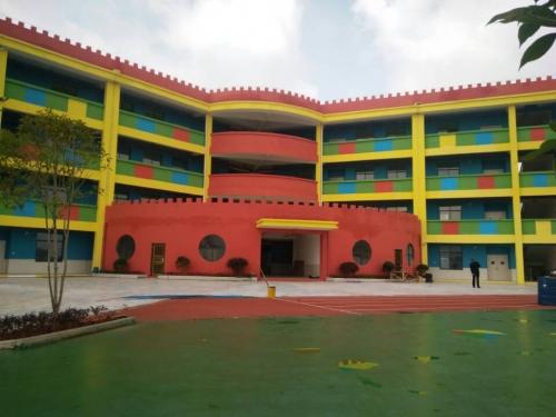 坊楼镇中心幼儿园项目